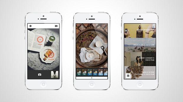 Apps para Instagram: VSCO