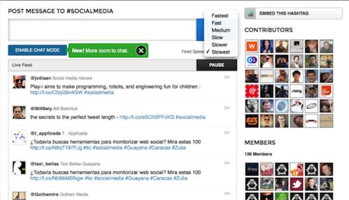 Twubs1 20 herramientas donde monitorizar un hashtag