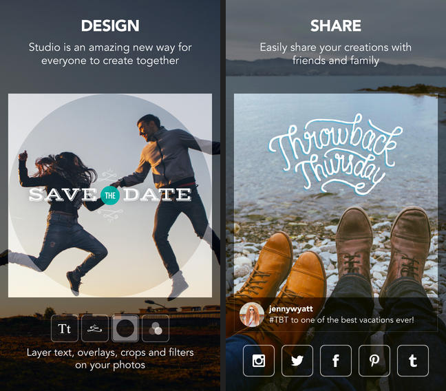 Apps Para Instagram: Studio Design