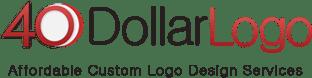 40 Dollar Logo