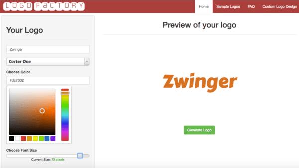 free logo maker