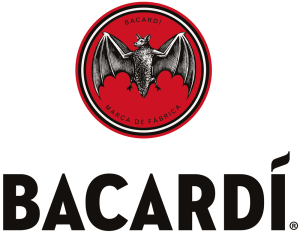 Bacardi logo has an ugly bat