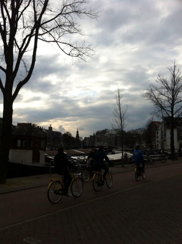 Amsterdam! Plog van zomaar een zaterdag