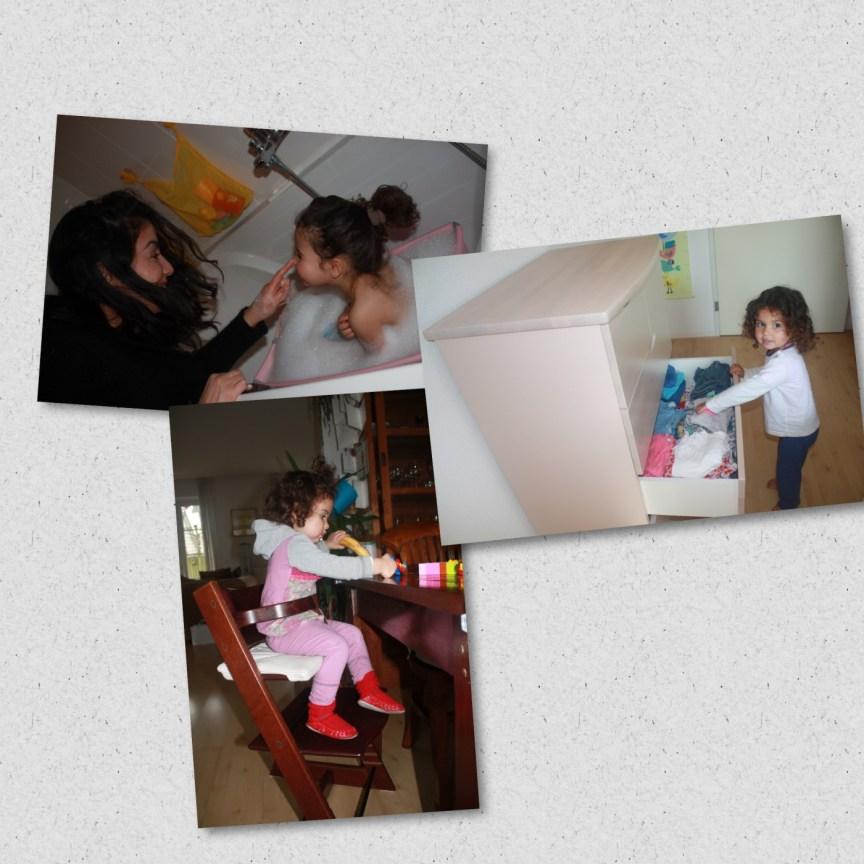 Eerste stappen van baby- naar kinderkamer