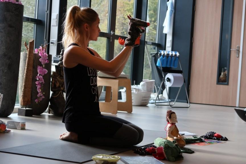 Waarom yoga samen met je kind zó fijn is!