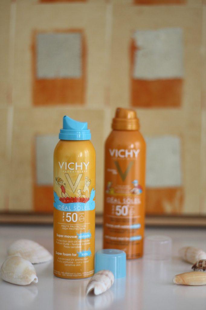 Mijn zomerfavorieten: Vichy en La Roche-Posay + winactie!