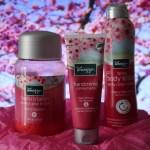 I feel like a cherry blossom girl + winactie Kneipp
