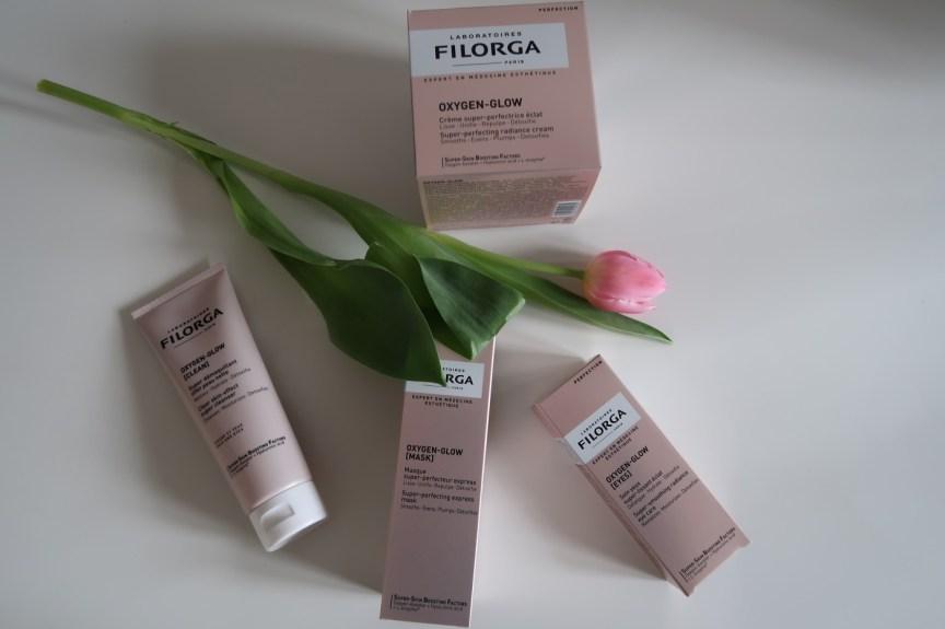 Glow in the sun met Filorga