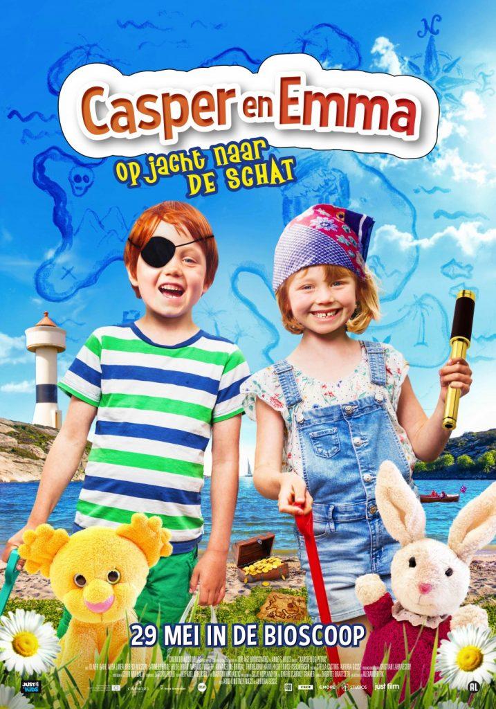 Casper en Emma: op jacht naar de schat + winactie