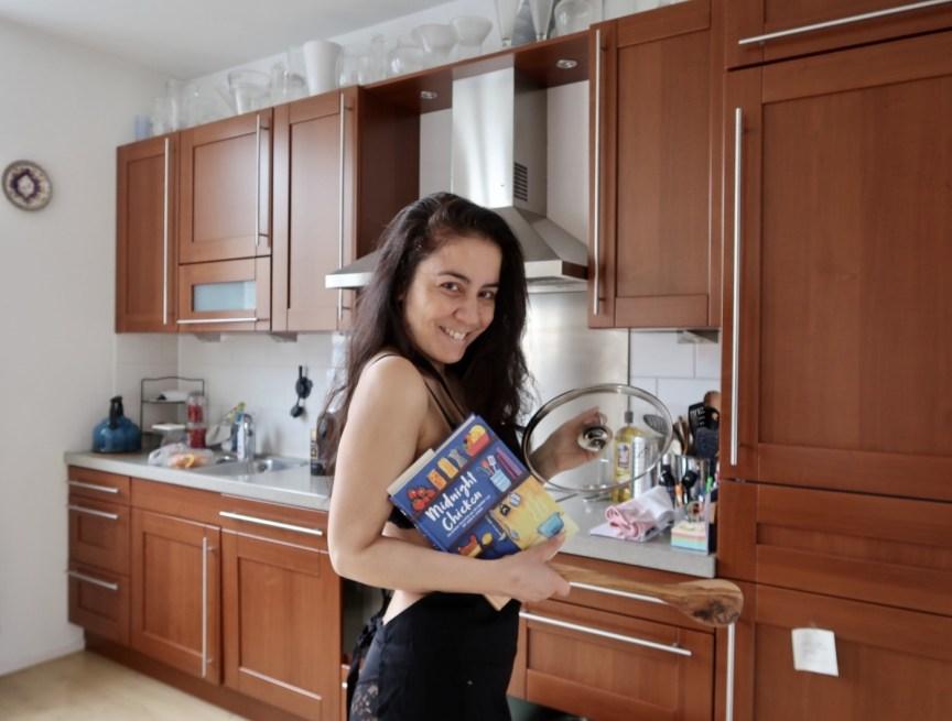 Hoe je jezelf met een kookboek even elders waant