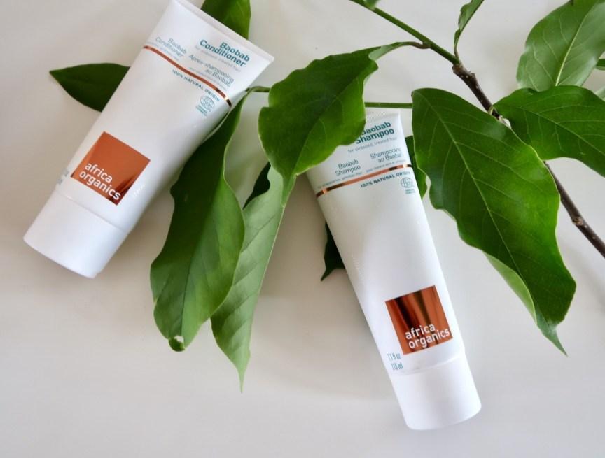 Africa Organics voor zowel huid als haar
