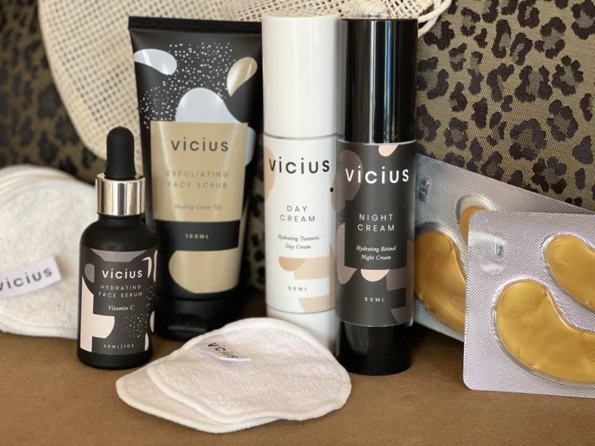 Parfumvrije en natuurlijke huidverzorging van Vicius