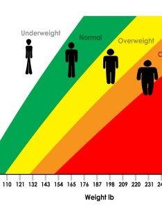 Body mass index chart feet and pounds also the link between bmi  longevity fit rh