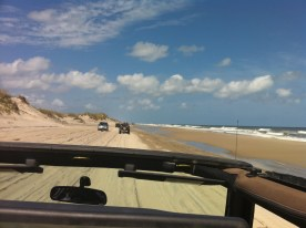 OBX 4x4 Beaches Jeep excursion