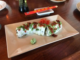 Skaneateles Roll from Blue Water Grill