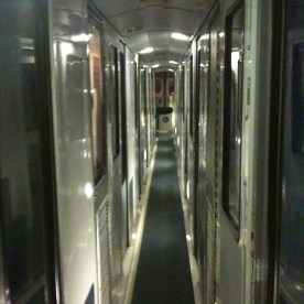 Amtrak Sleeper Car