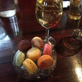 Wine and Macaroons at Warwick Valley Winery