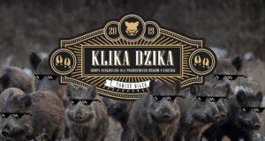 klika Dzika Logo grupy