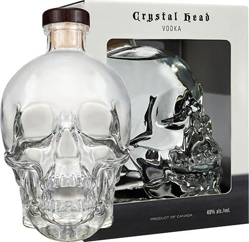 Wódka Crystal Head 40procent.pl Blog o wódce
