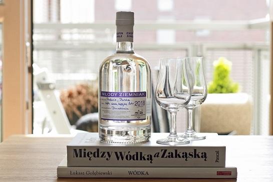 Młody Ziemniak butelka 40procent.pl Blog o wódce