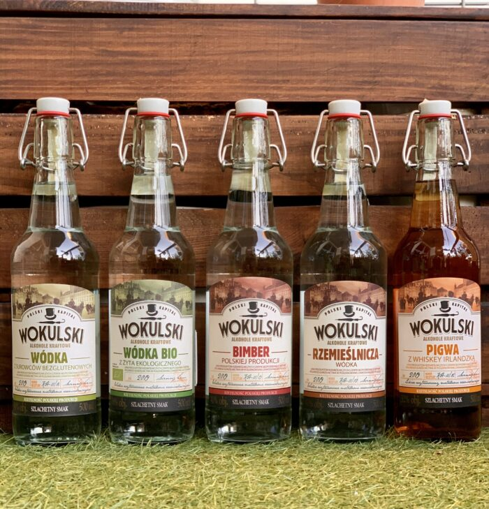 Wódki Wokulski
