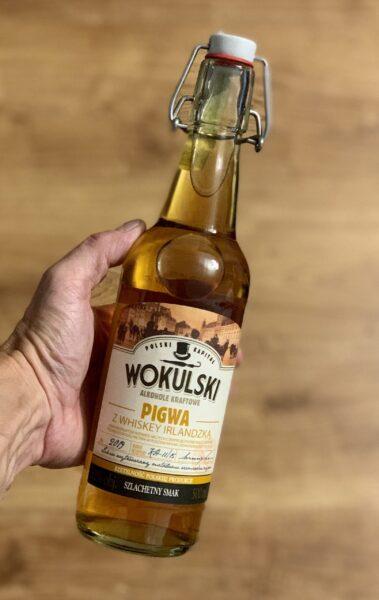 Wokulski pigwa z whiskey irlandzką