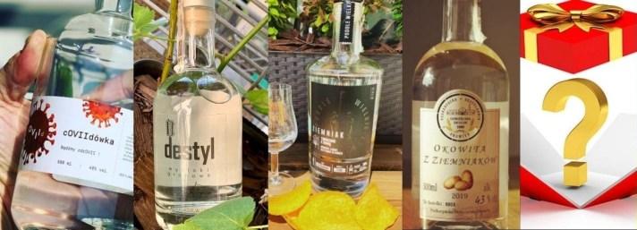 Alkohole na spotkanie degustacyjne