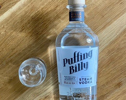 Puffing Billy, wódka o walorach degustacyjnych