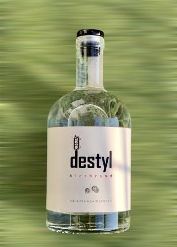 Destyl, pierwszy piwny destylat, którego spróbowałem