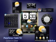 PointSense Suite V2 by BlueOcean | HTC Sense UI clone