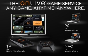 OnLive Game Service