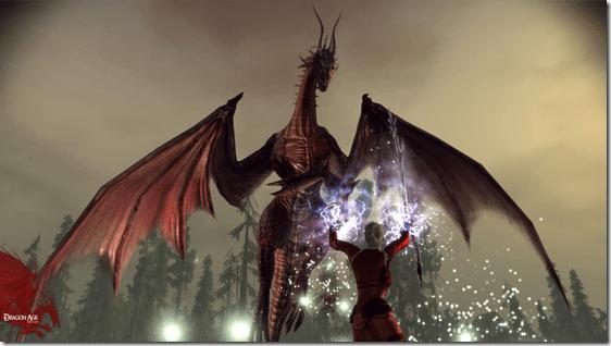 Dragon Age: Origins | Mage Combat
