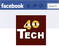 40Tech Facebook Fan Page