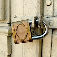 encryption lock