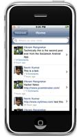 Socialwok on iPhone, iPad, iPod Touch