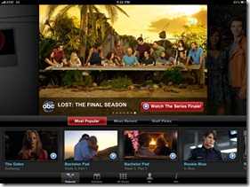 ABC Player for iPad screenshot 1