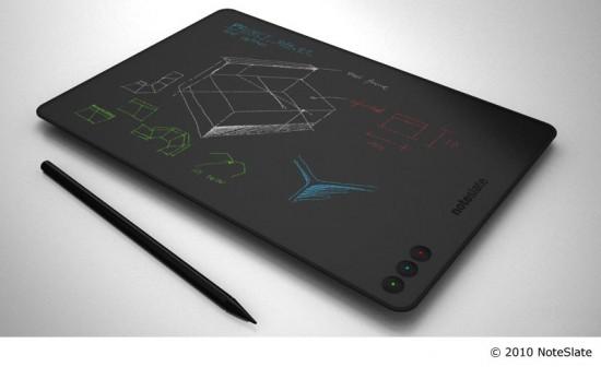 NoteSlate_color Digital Handwriting Tablet