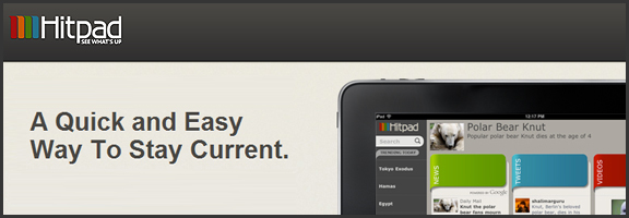 40Tech App of the Week | Hitpad for iPad