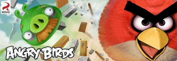 Angry Birds for Google Chrome | 40Tech