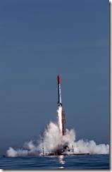 Copenhagen Suborbitals | Civilian Spaceship Rocket Launch 3