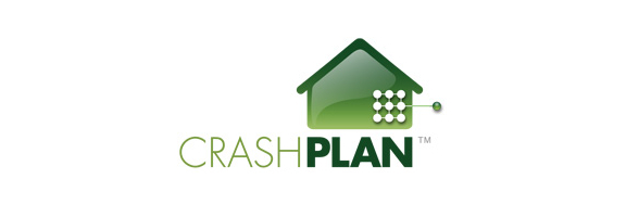 Crashplan backup