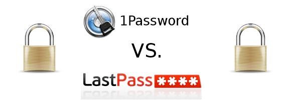 LastPass vs. 1Password