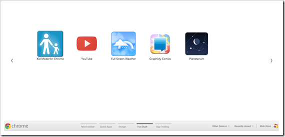 Google Chrome Apps for Kids, Fun, and Entertainment | 40Tech