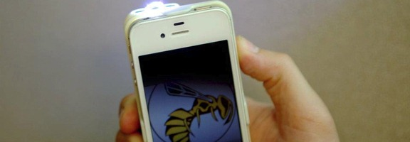 yellow jacket iphone case
