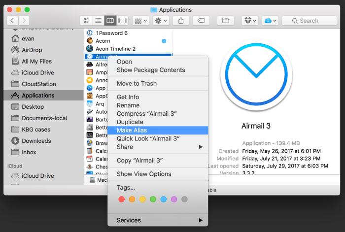 Add Your Favorite Mac Mail Client to the PDF Print Menu – 40Tech