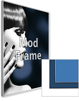 Mod Frame with Print