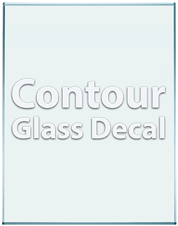 Glass Decal
