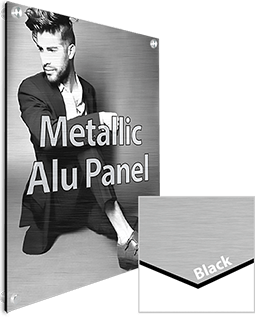 Metallic Alu-Panel