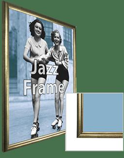 Jazz Frame with Print