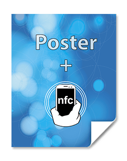 NFC Enabled Printed Signage